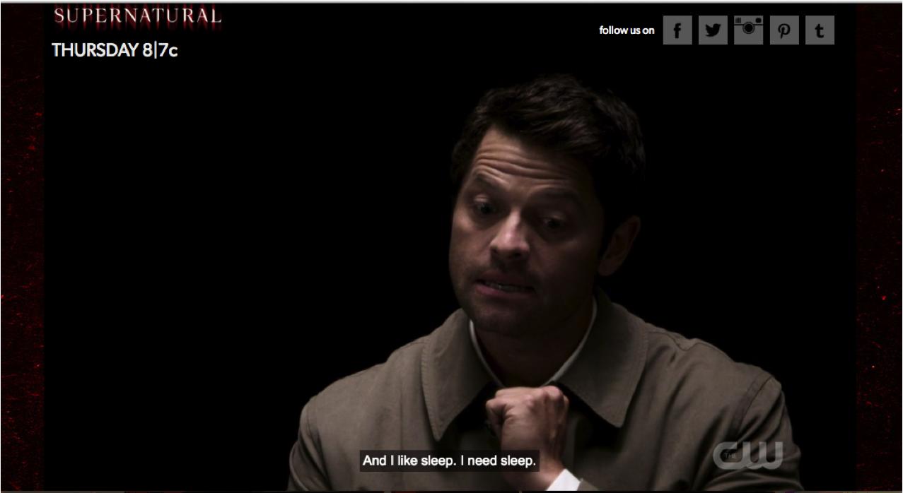 Supernatural 13×04 Review (The Big Empty) – funfandomblog