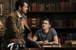 supernatural cas and jack